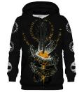 Nordic Jormungandr Black hoodie