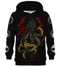 Nordic Kraken Black hoodie