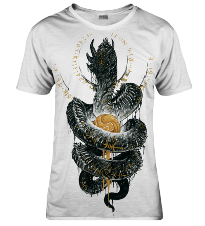 Jormungand womens t-shirt