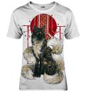 Kitsune womens t-shirt