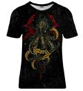 Myth Kraken womens t-shirt