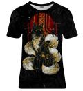 Myth Kitsune womens t-shirt