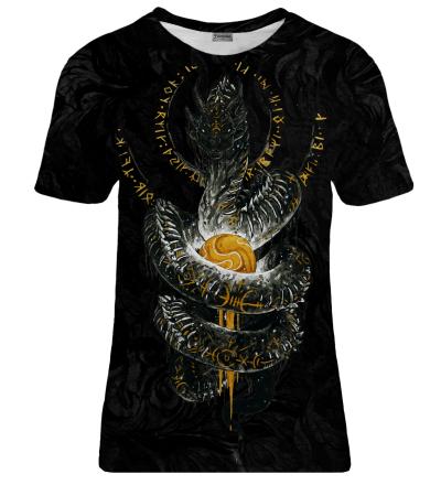 Myth Jormungand womens t-shirt