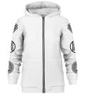 Greek Orthrus zip up hoodie