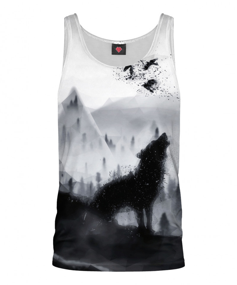 Tank Top THE LONE WOLF