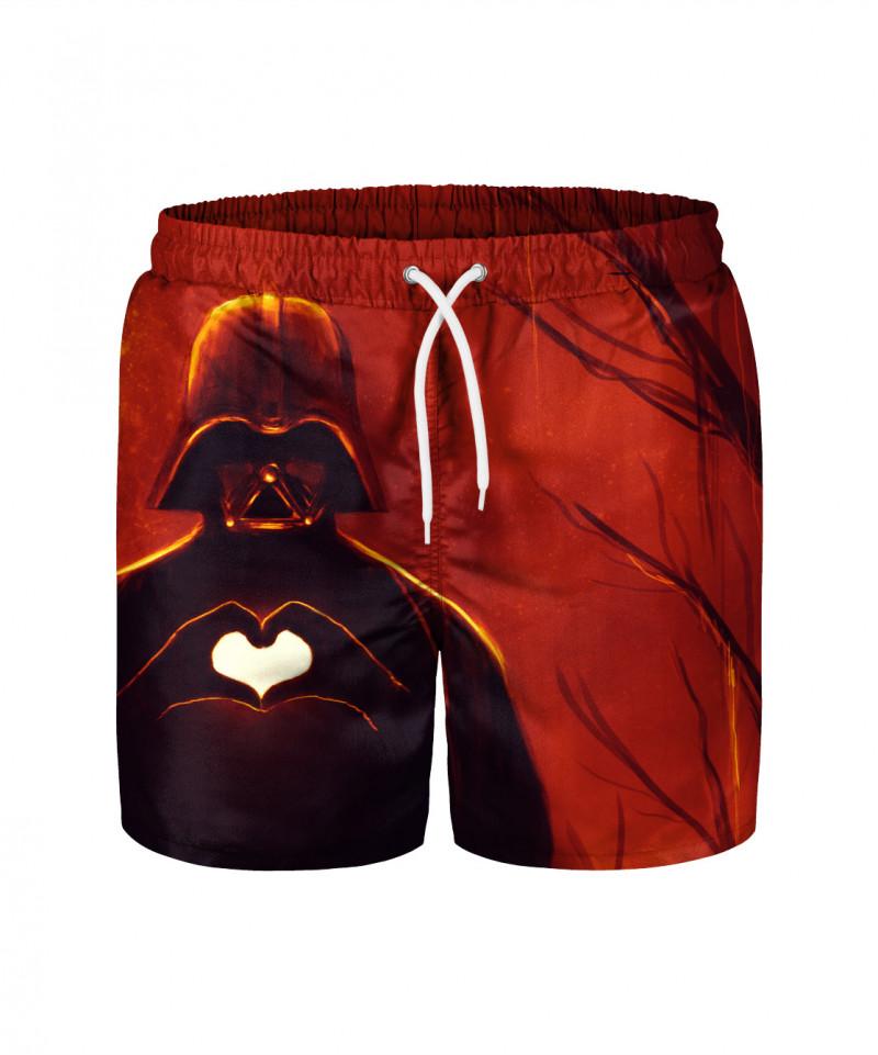 HEART VADER Swim Shorts