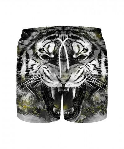 TIGER ROAR Swim Shorts