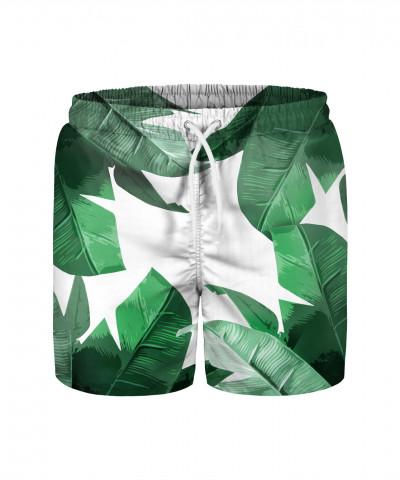TROPICAL PALM Swim Shorts