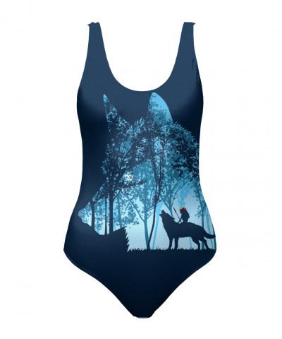 Strój kąpielowy WOLF FOREST