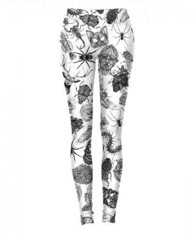PATTERN BLACK Leggings
