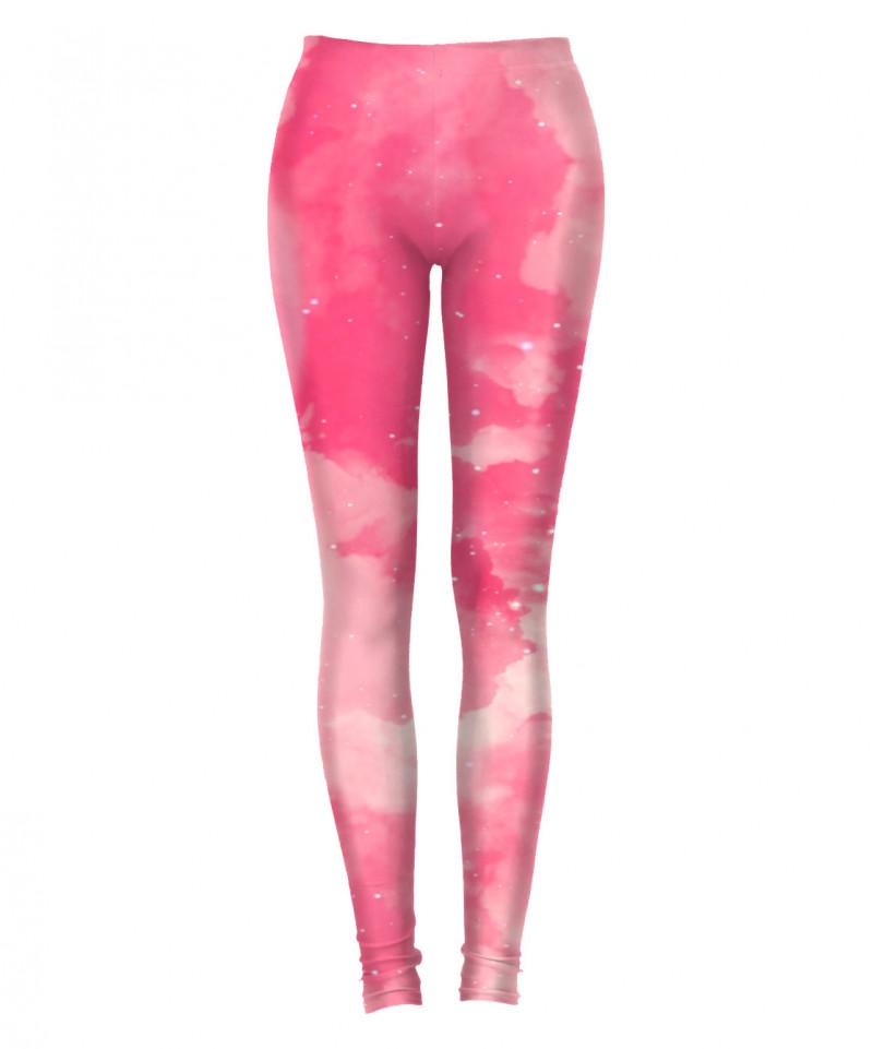 PINK CLOUDS Leggings