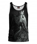 INFESTED WOLF Tank Top