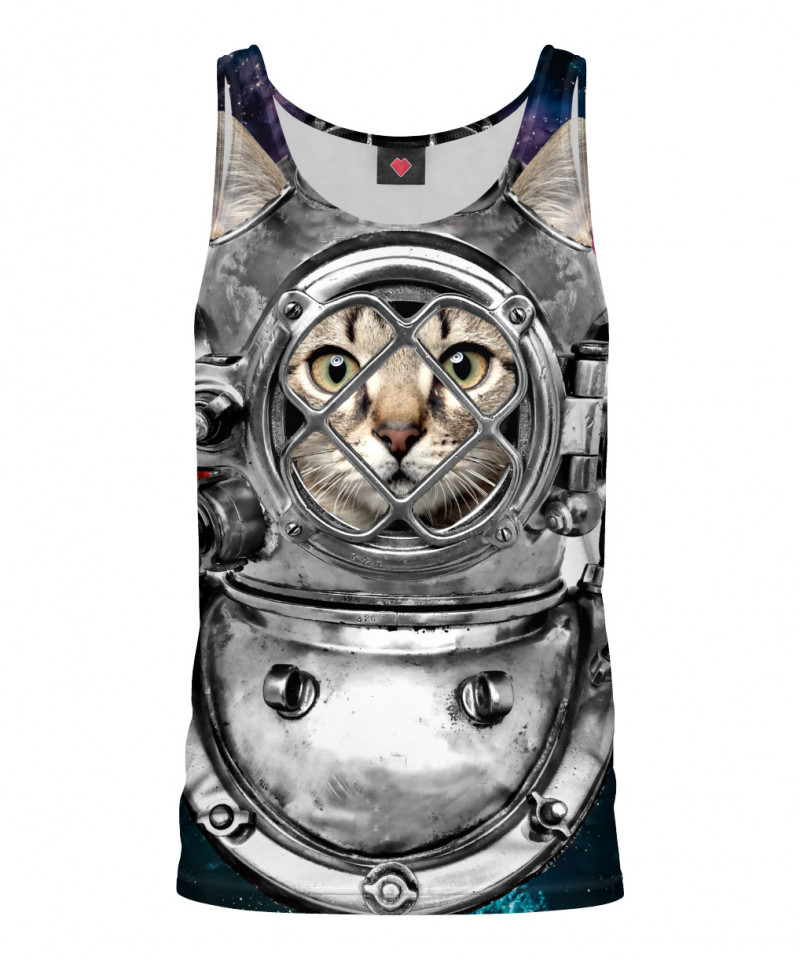 Tank Top CATSTRONAUT