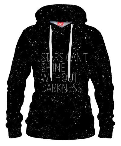 STARS CAN'T SHINE Womens hoodie