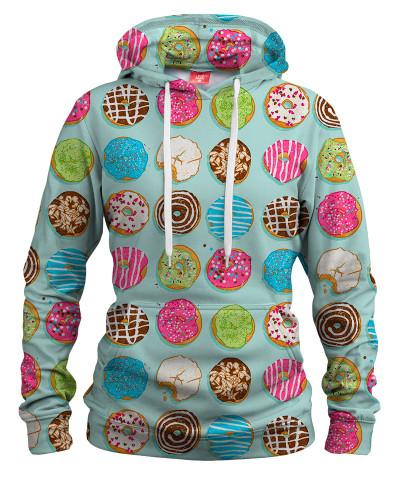 SWEET DONUTS Womens hoodie