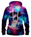 SPACE SKULL Womens hoodie