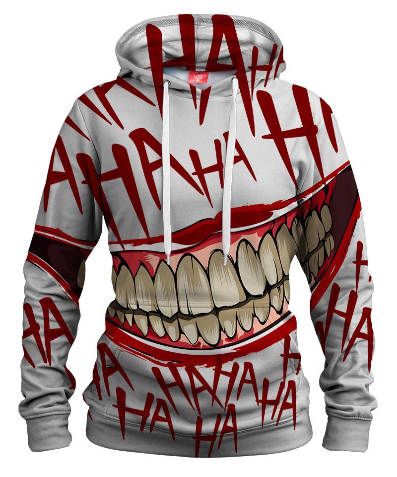 HAHAHA Womens hoodie