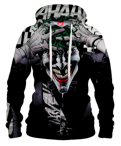 Damska bluza z kapturem JOKER