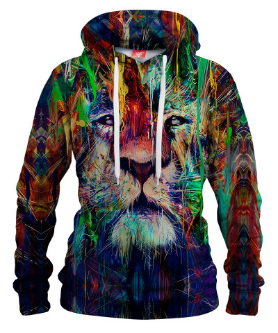 LION Womens hoodie
