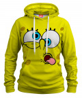 YELLOW FACE Womens hoodie