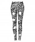 ROOT OF ALL EVIL Leggings
