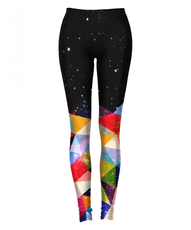 SPACE SHAPES Leggings