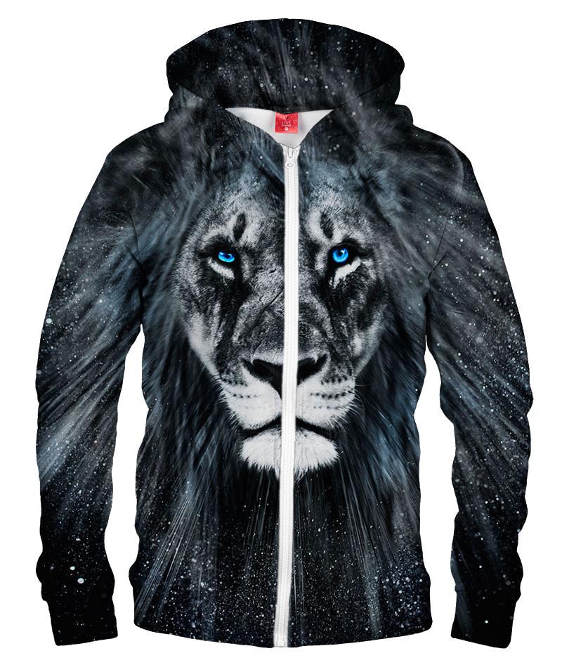 THE DARK LION Hoodie Zip Up