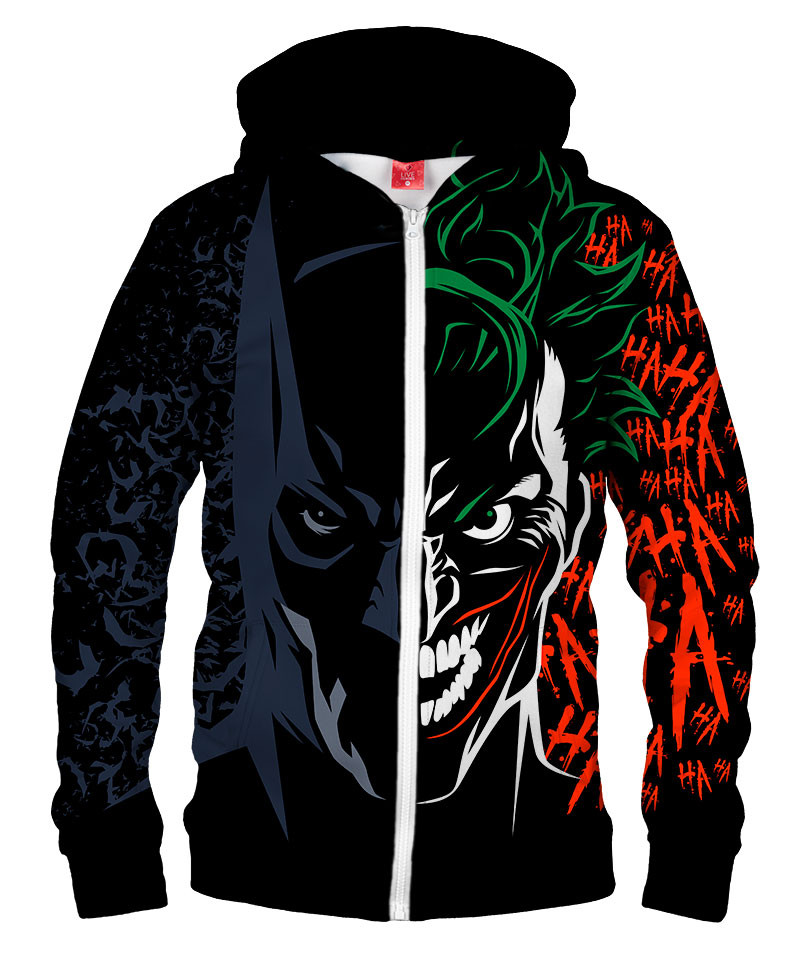 FACE TO FACE Hoodie Zip Up