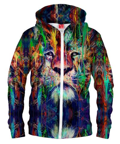 Bluza z zamkiem LION
