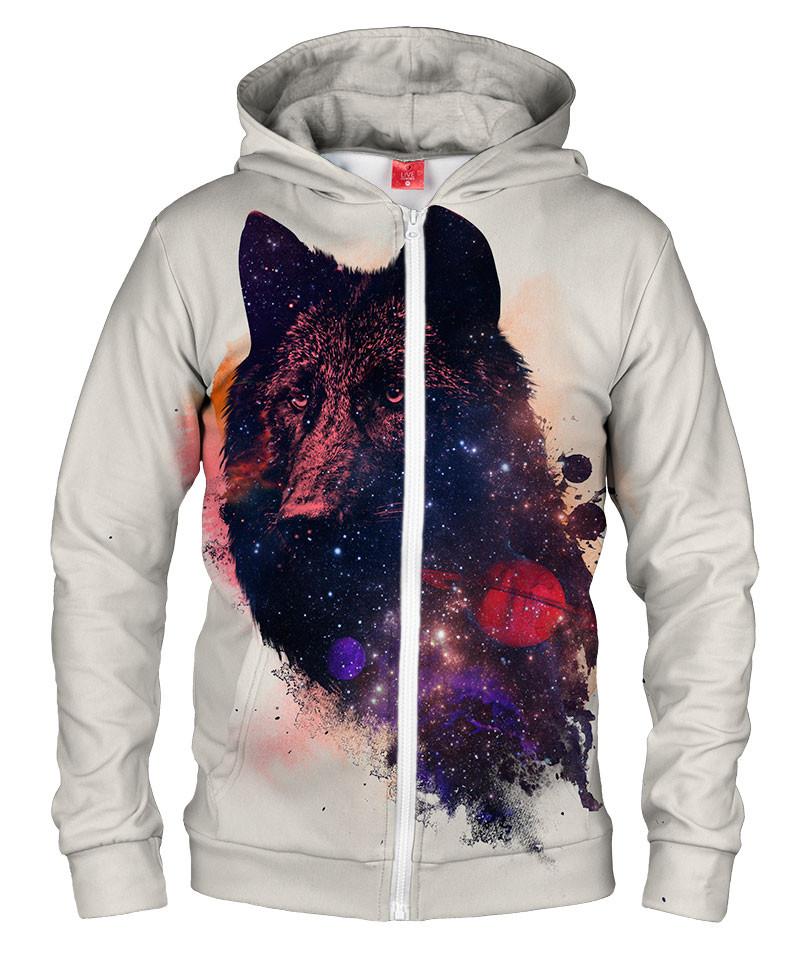 Bluza z zamkiem UNIVERSAL WOLF