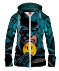 Damska bluza z zamkiem BATMAN