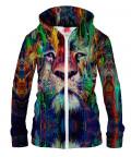 Damska bluza z zamkiem LION