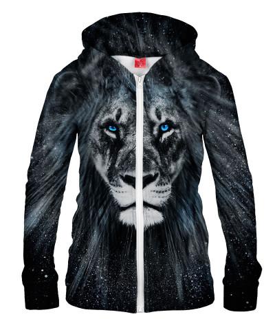 Damska bluza z zamkiem THE DARK LION