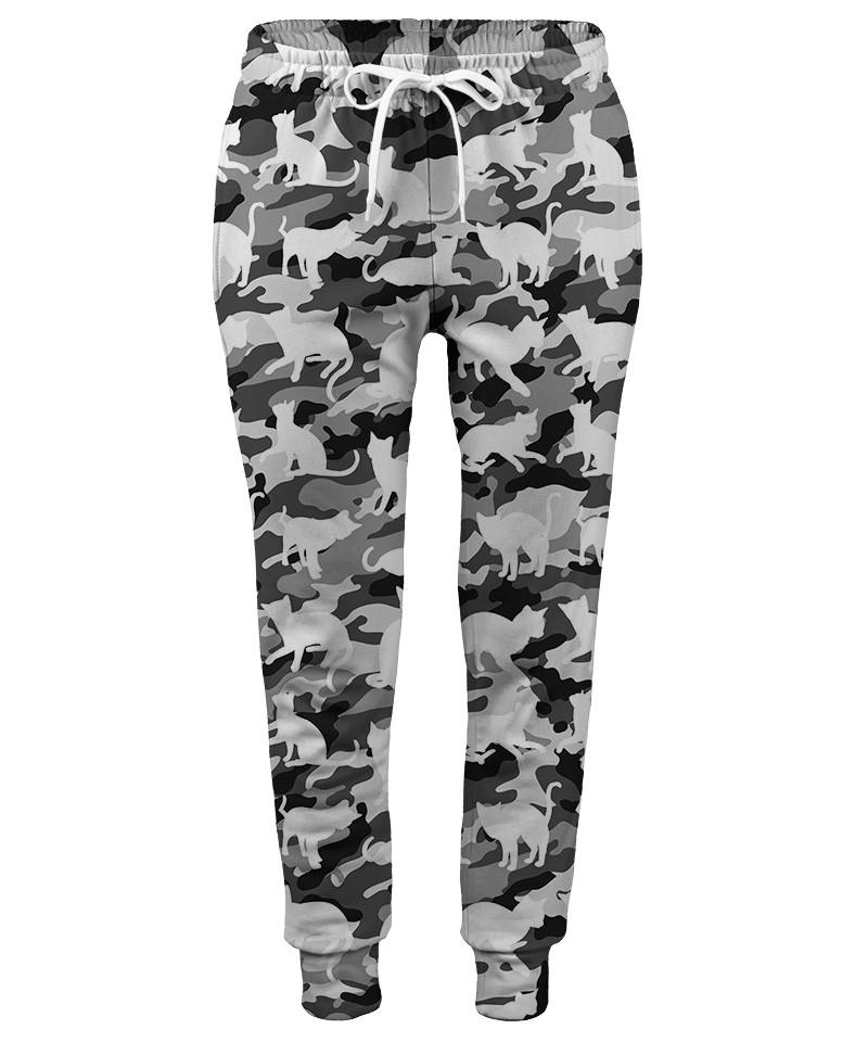Spodnie damskie CATMOUFLAGE