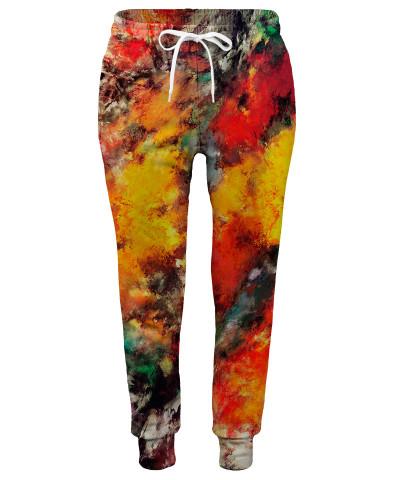 Spodnie damskie CLATTERING