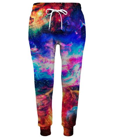 Spodnie damskie COLORFUL GALAXY