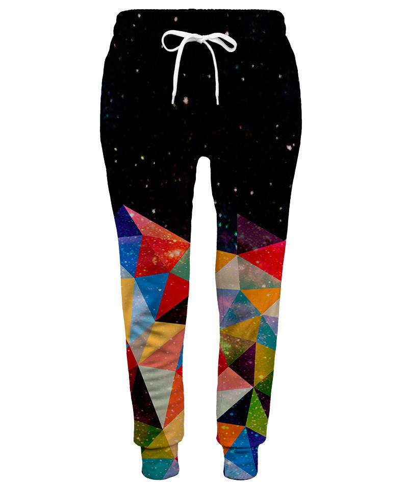 SPACE SHAPES Womens sweatpants