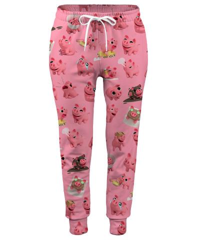 Spodnie damskie ROSA THE PIG