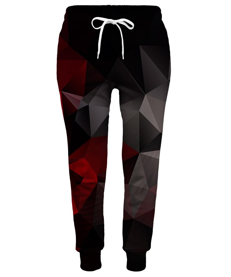 Spodnie damskie ABSTRACT PATTERN