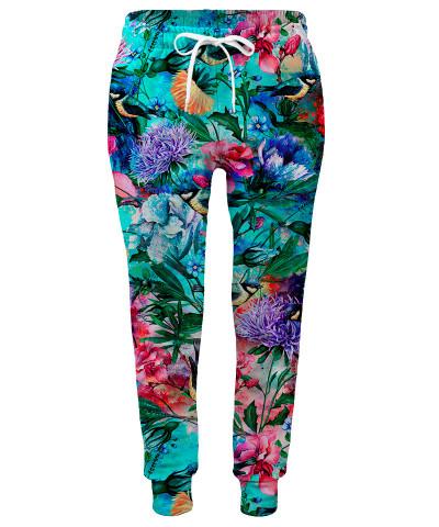 Spodnie damskie FLOWERS&BIRDS
