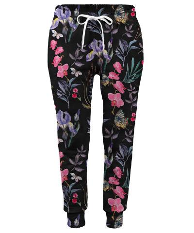 Spodnie damskie WILDFLOWERS