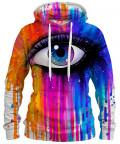 COLORFUL TEARS Womens hoodie