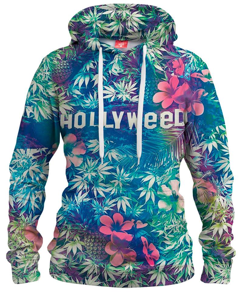 Damska bluza z kapturem HOLLYWEED