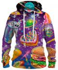 JUNK GALAXY Womens hoodie