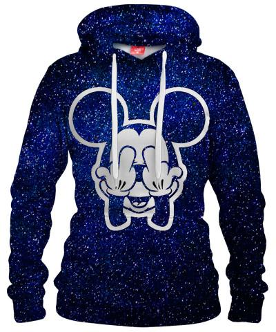 REBEL MICKEY Womens hoodie