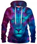 SPACE LION Womens hoodie