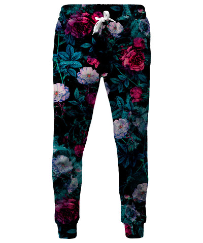 FLORAL ABSTRACT Sweatpants