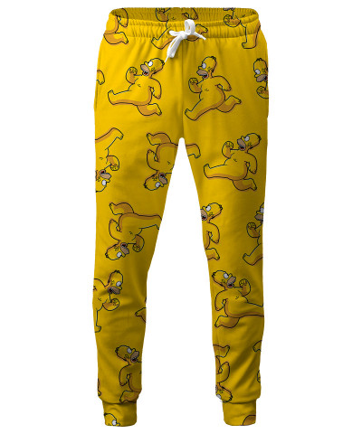 NAKED HOMER Sweatpants
