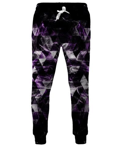 TRIANGLE GEOMETRIC GALAXY Sweatpants