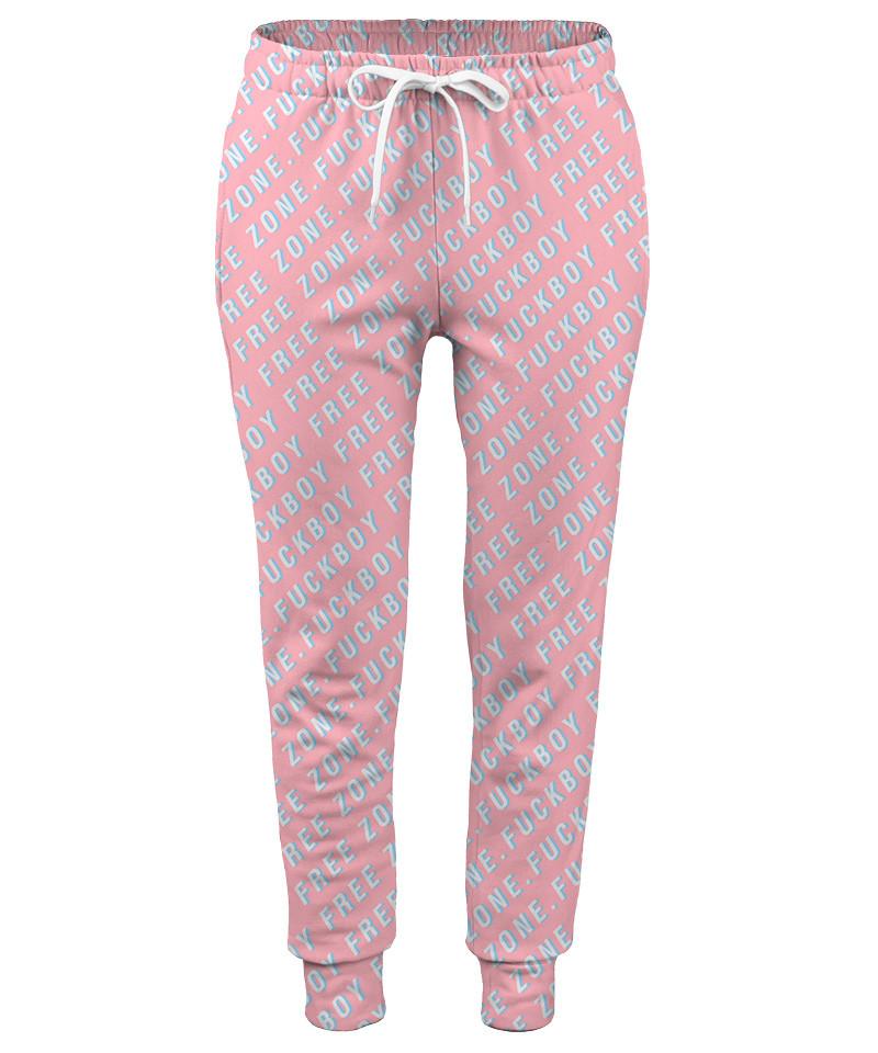 Spodnie damskie FU#KBOY
